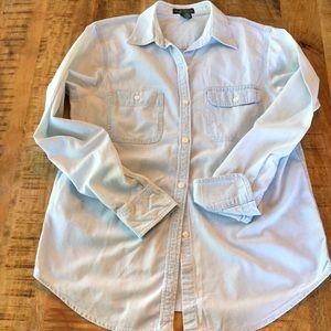 Ralph Lauren Denim Button-up